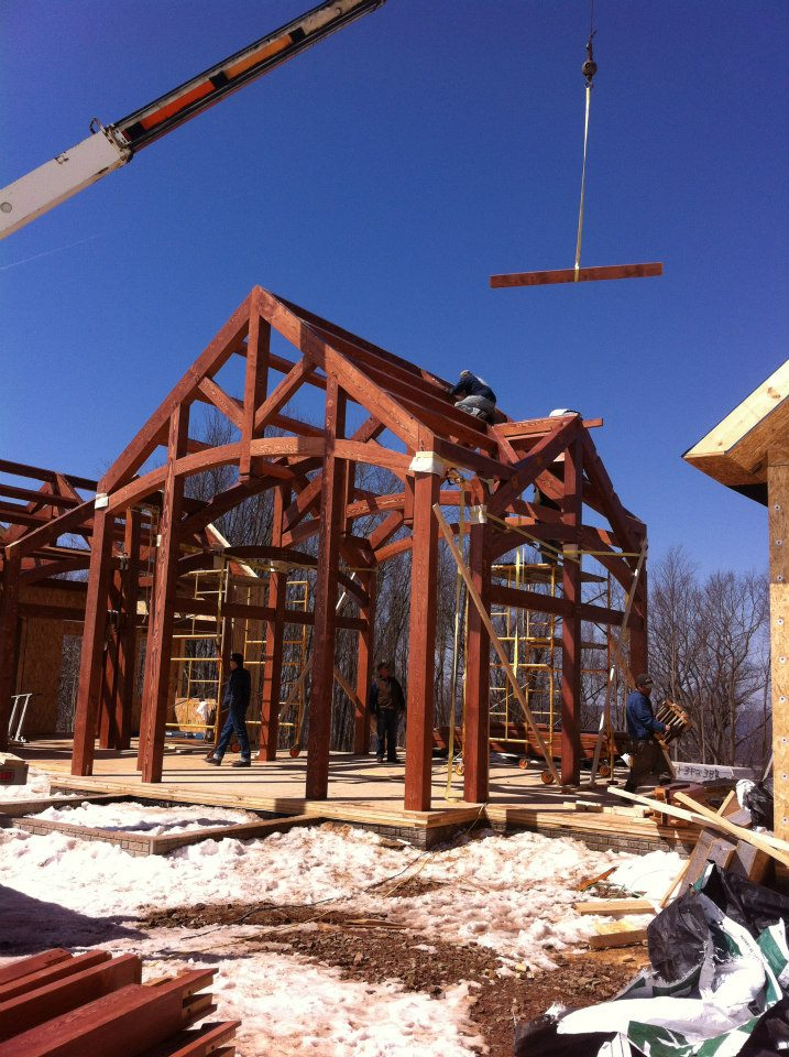 New Home Construction in Somerset, PA | Framing Contractor